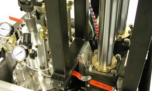 ECS-Series meter mix dispense machine