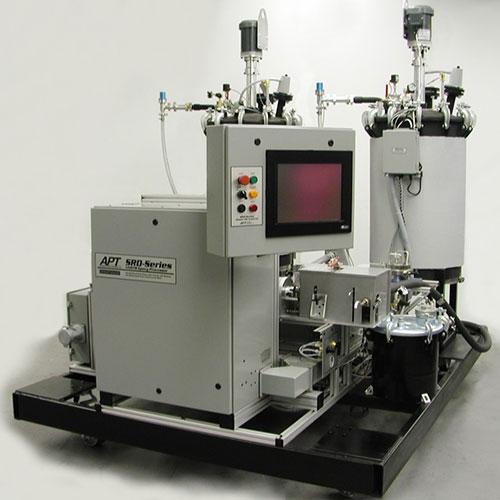 SRD-Series, Continuous, Rotary Metering Pump, Vacuum, Meter-Mix Equipment