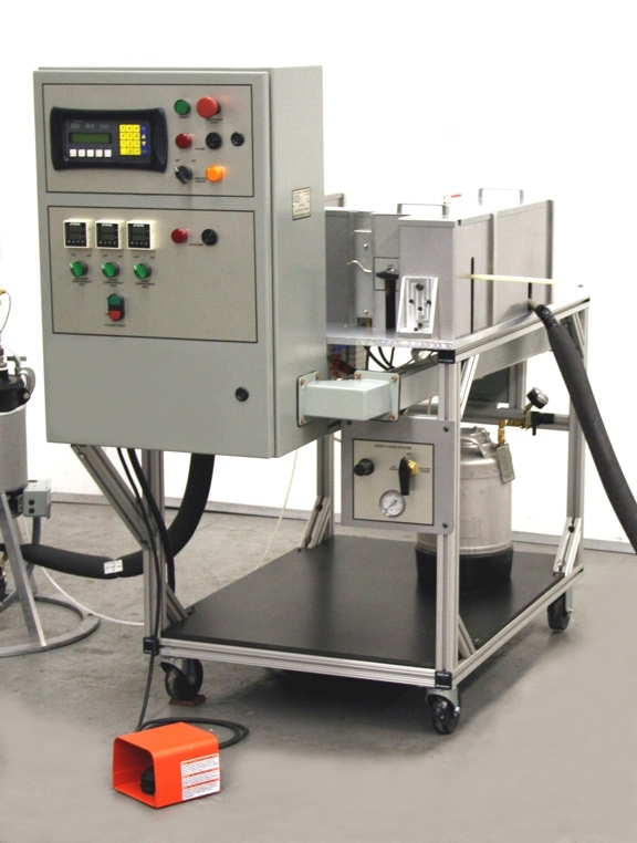 Wedge Metering Mixing and Dispensing Equipment